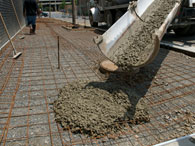 Houston Concrete Paving - New Construction