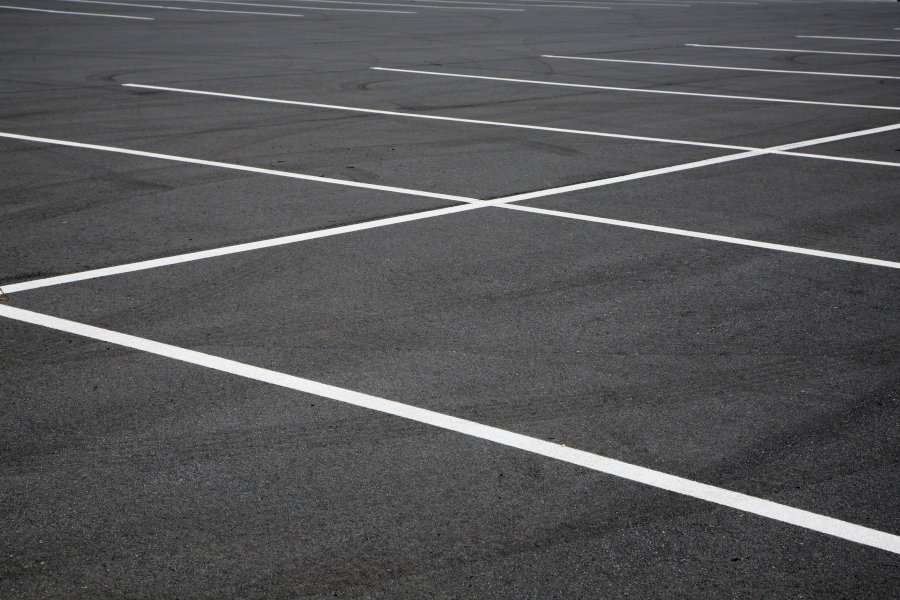 Asphalt Parking lot contractors