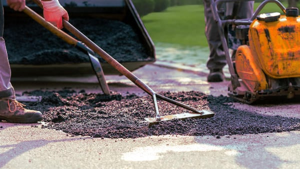 Asphalt Repair Baytown