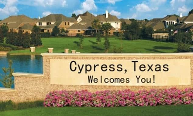 Cypress, Texas